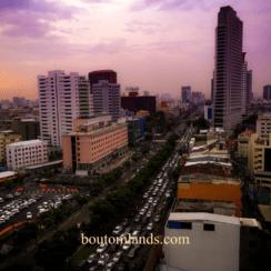 Köp en lägenhet få ett gratis fem års visa Thailand